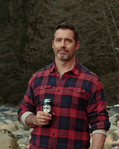 No Way Beer GIF by Busch