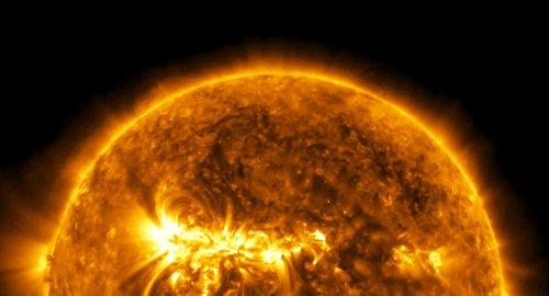 Transit of Venus across the Sun.