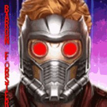 Baron Forster Star Lord GIF
