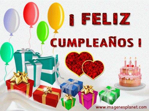 FELIZ CUMPLEAÑOS, JOSÉ LUIS!!! Ups!!! Llegué tarde al cumple Anyway, happy birthday!!!
