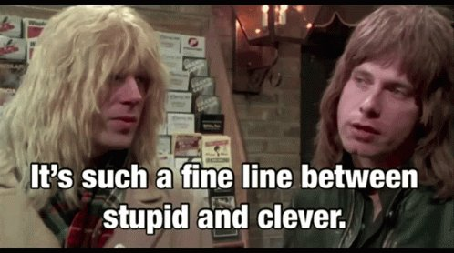 Spinal Tap Clever And Stupi...