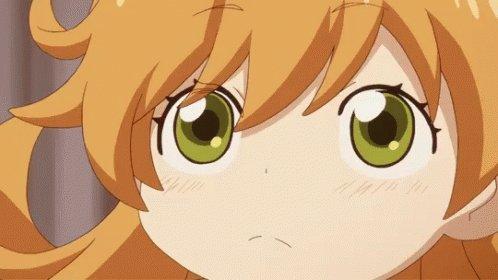 Anime Smirk GIF
