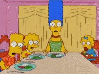 Simpsons Shock GIF