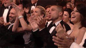 standing ovation clap GIF