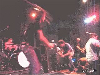 Guitar Spin Talent GIF