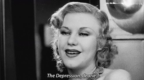 Gold Diggers Of1933 The Depression Dearie GIF