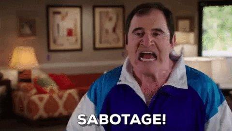 Season 5 Sabotage GIF by AB...