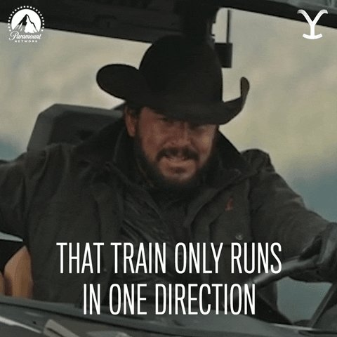One Direction Train GIF by Yellowstone