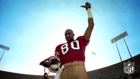 Happy Birthday to the Greatest of All Time: Jerry Rice