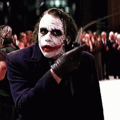 The Dark Knight Heath Ledge...