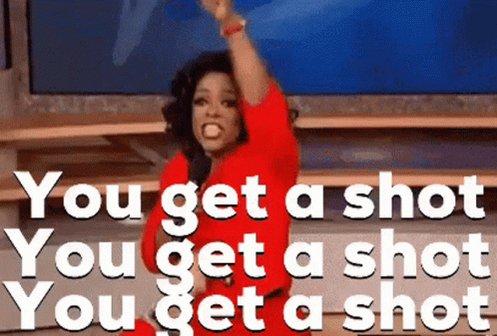 Oprah Winfrey Oprah Shot GIF