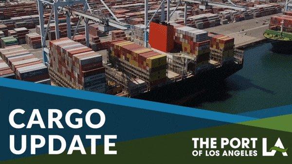 @PortofLA's photo on Port of Los Angeles