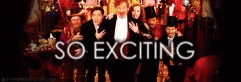 So Exciting Moulin Rouge GIF