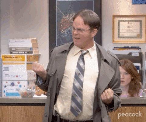 Season 9 Nbc GIF by The Office