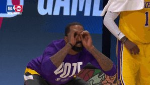 Los Angeles Lol GIF by NBA