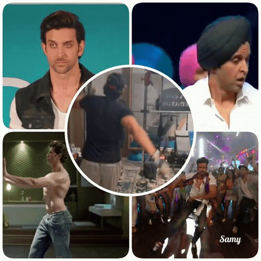 Gym for the Eyebrows, Arms, Buttocks, Legs & Full Body Workout! #HrithikRoshan