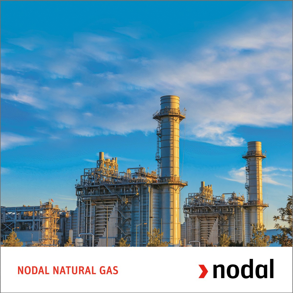 Yep, #natgas at Nodal.